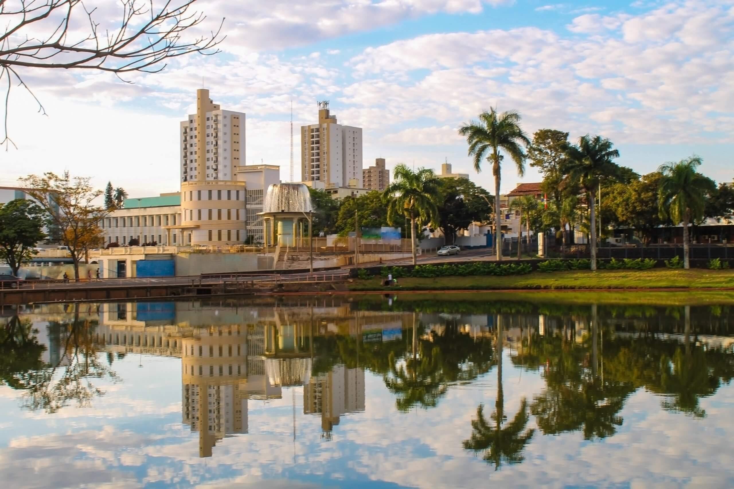 morar em São José do Rio Preto - Palácio das águas